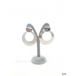 Pendenti maxi circle